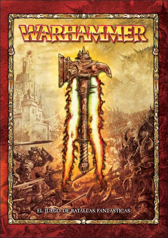 Portada 8 edicion Warhammer