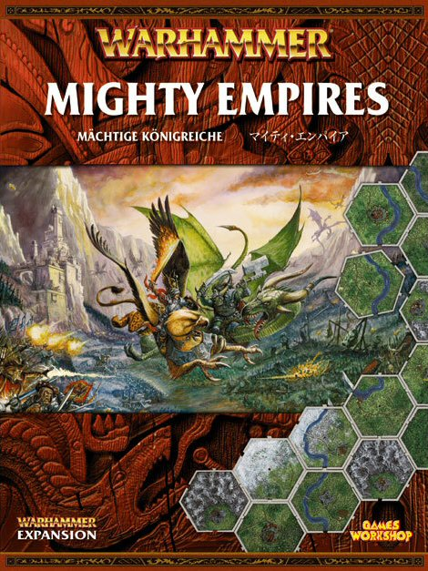 Caja Mighty Empires