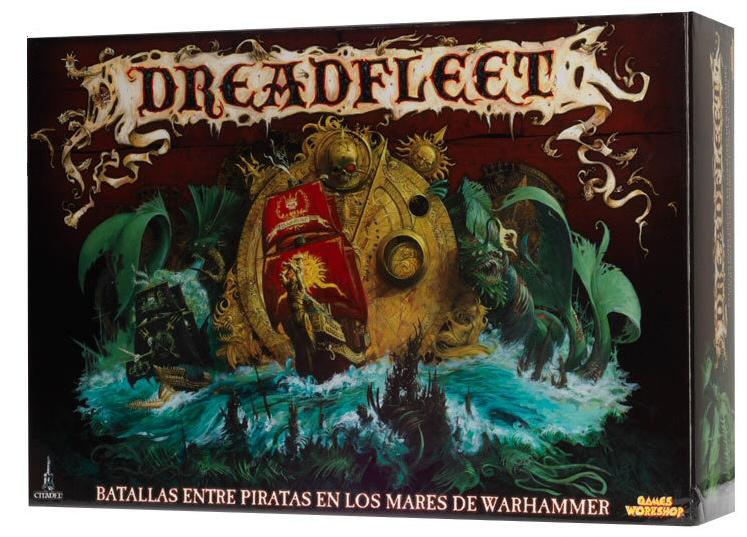 Dreadfleet Caja