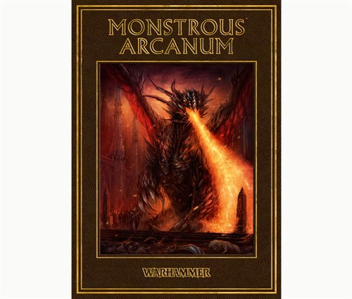 Monstrous Arcanum