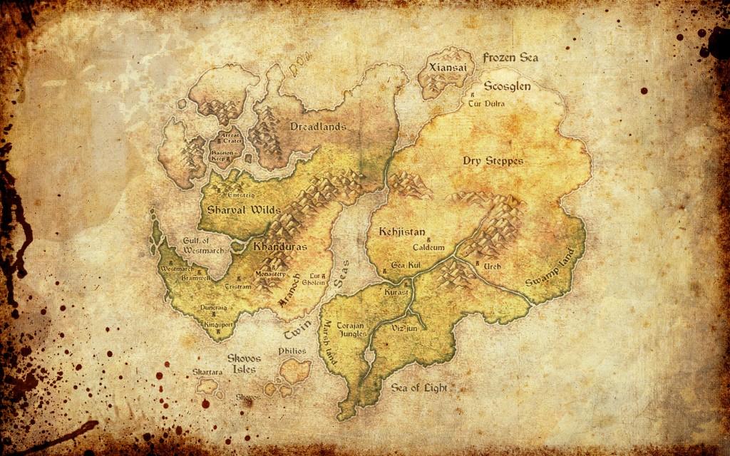 diablo 3 mapa mundo