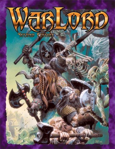 Warlord 2ed (portada)