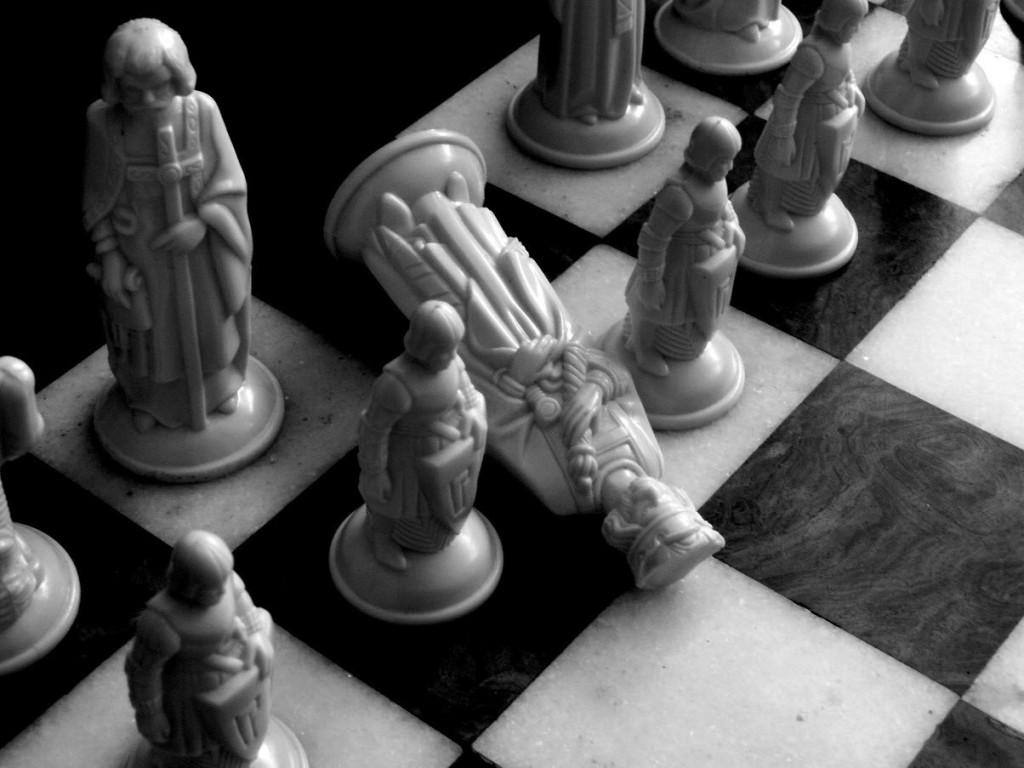 miniaturas ajedrez