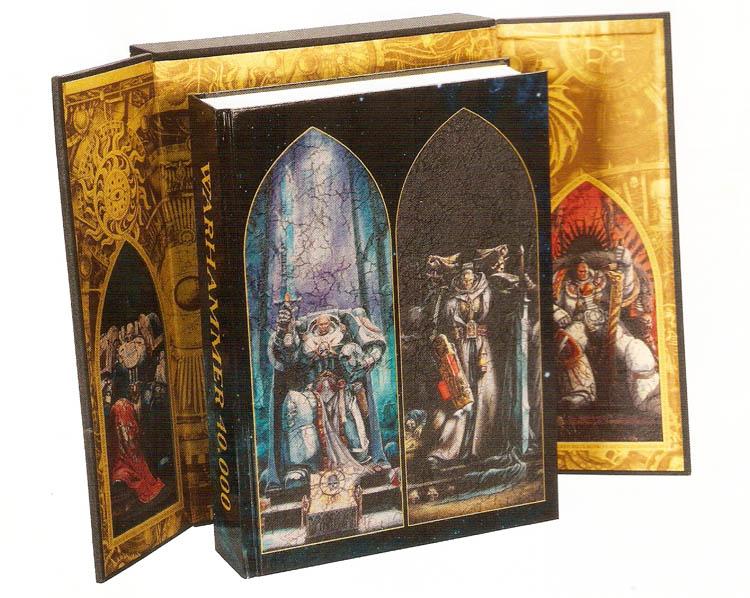 reglamento warhammer 40,000 edición coleccionista