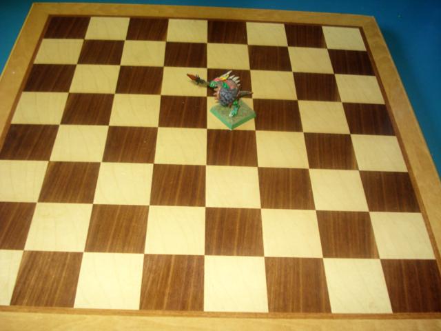 tablero para el chesshammer