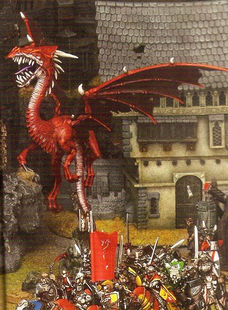 dragon bretonia