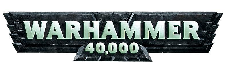 Warhammer 40.000 logo