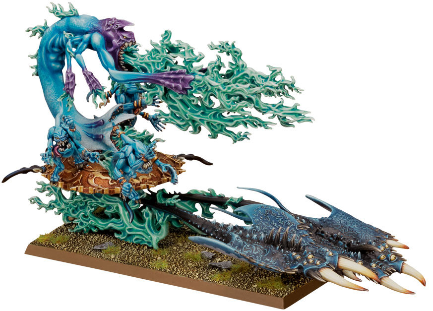 Glorioso Incinerador de Tzeentch 2013
