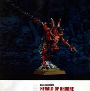 Khorne Heraldo
