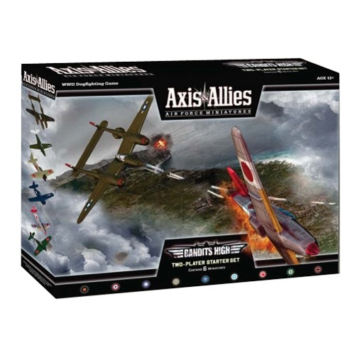 Axis Allies Bandits High