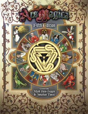 RPG-Ars-Magica-5th-Edition