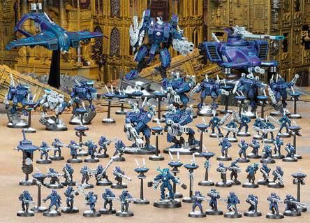 Resultado de imagen de warhammer 40.000 ejercito