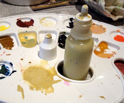 se acabo la pintura