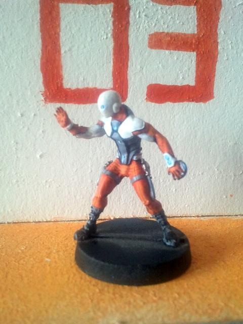 Bonus: Zero Hacker que pinto mi señora y rival mientras to le daba caña a la Moira.