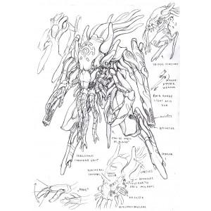 Incursor: Explorador y zapador glorlon