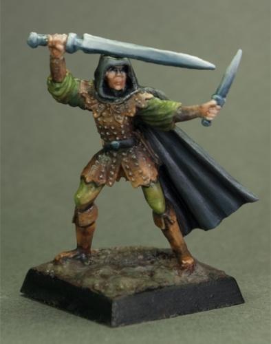 77030 Danar, male assassin (Dennis Mize)