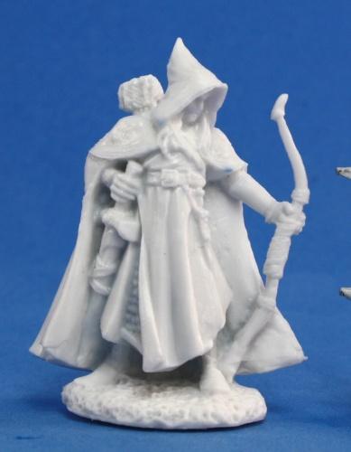 77049 Arthrand Nightblade, explorador elfo