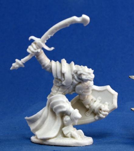 77060 Dragonman warrior