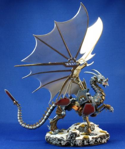 77177 Dragón mecánico