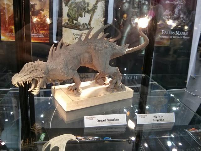terrosaurio wip