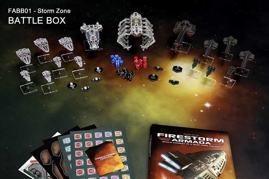 Firestorm Armada starter set