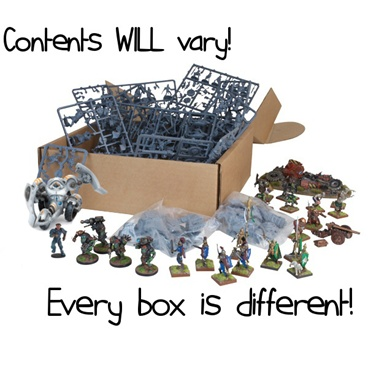 mantic crazy box