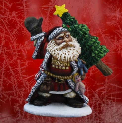 reaper santa dwarf