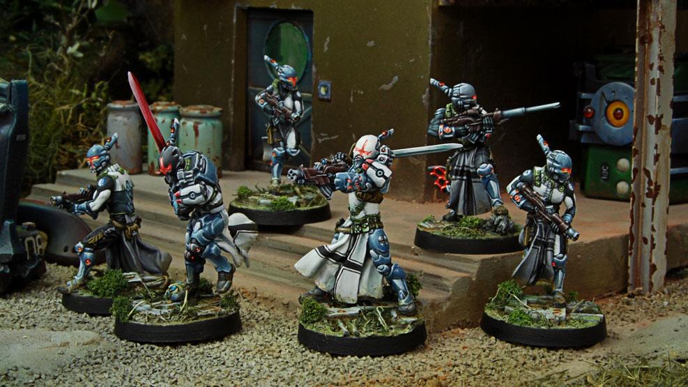 Infinity Military Order Starter Pack