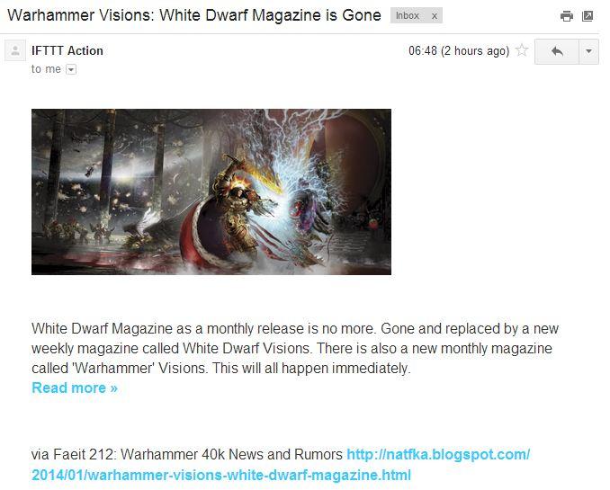 Post borrado de Natfka en menos de una hora... ¿por petición de Games Workshop?