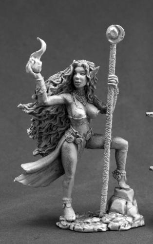 03661 Zeldriia, elf sorceress (e Patrick Keith)