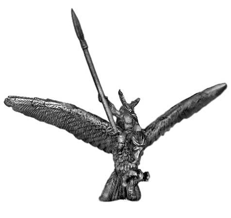 Eureka woodland elf on falcons