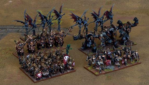 Mantic abyssal dwarfs new army