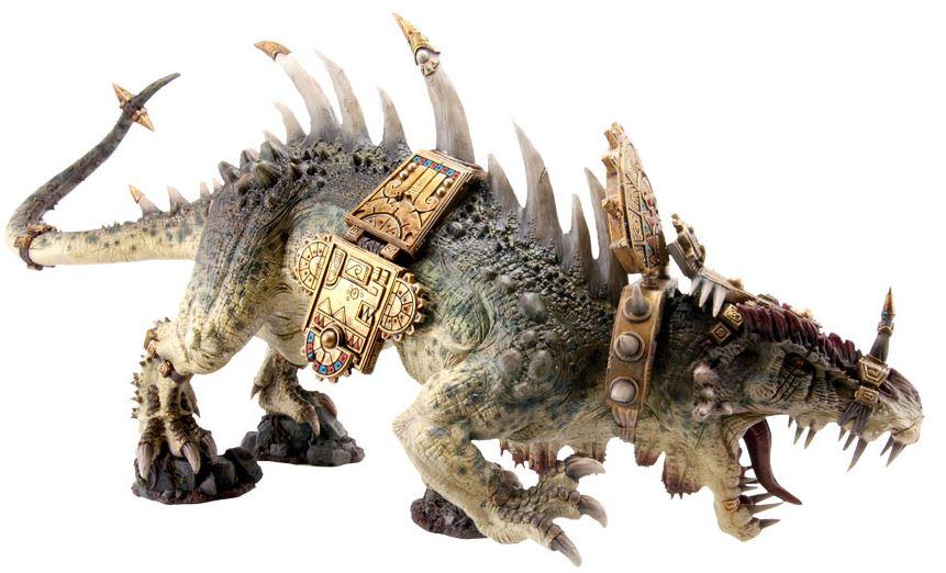 WH Terrosaurio completo