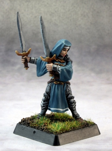 14672 Battle nun, crusader adept (e Bobby Jackson, p Anne Foerster)