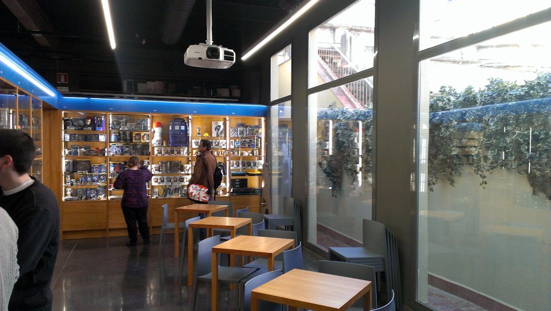 Gigamesh 5 Interior