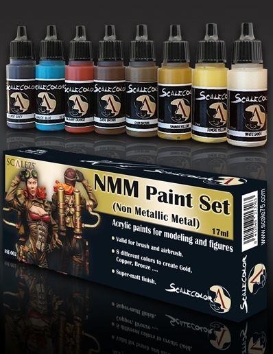 Scale Color NMM Paint set