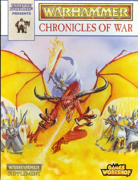 Warhammer chronicles of war