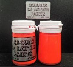 colours of battle paints hmg