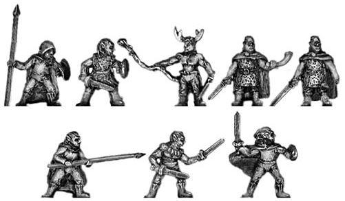 eureka elf warriors