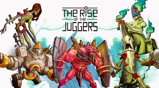 Nemesis The Rise of the Juggers
