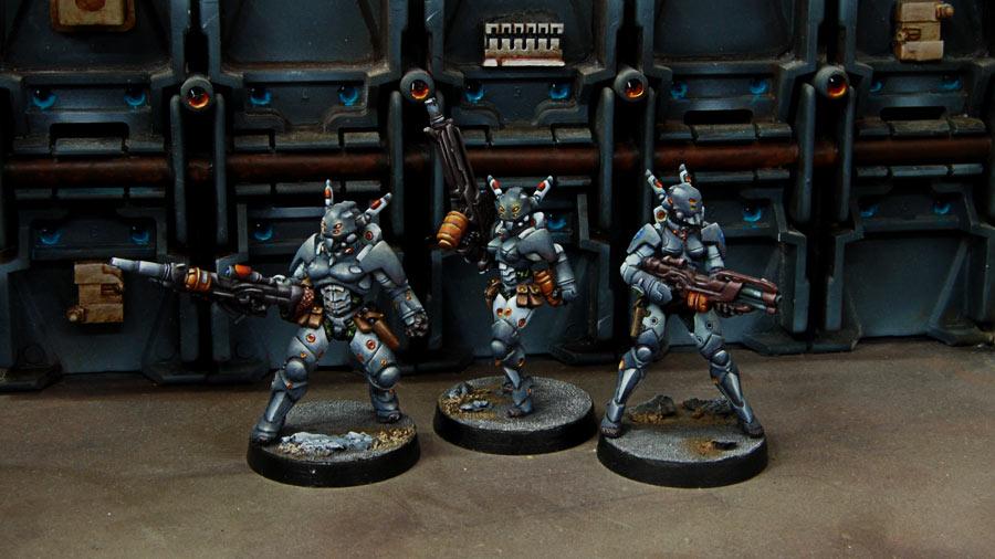 Orc trooper antiguos