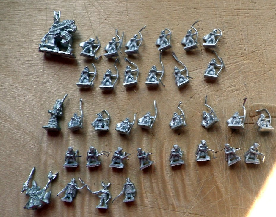 Eureka 400FAN07 Elf archers