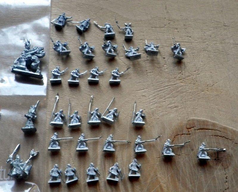 Eureka 400FAN08 Elf warriors