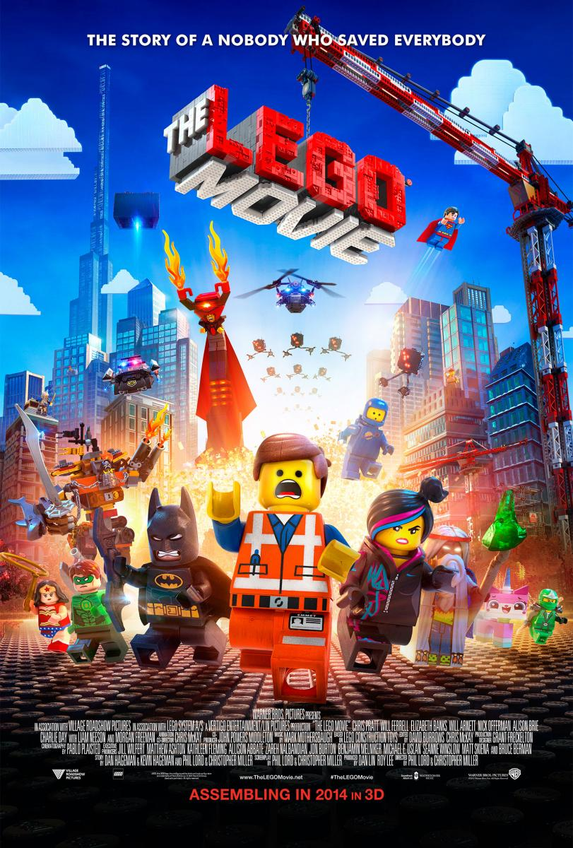 La Lego Pelicula