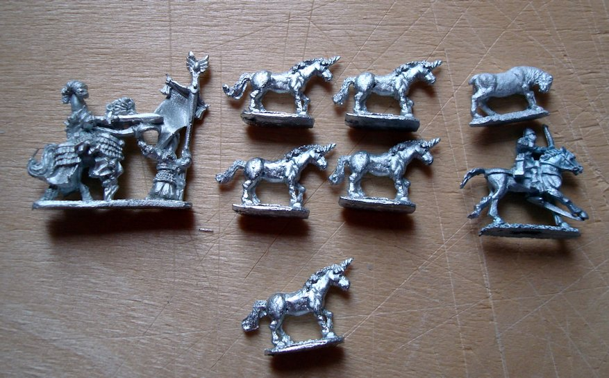 Pendraken Unicornios