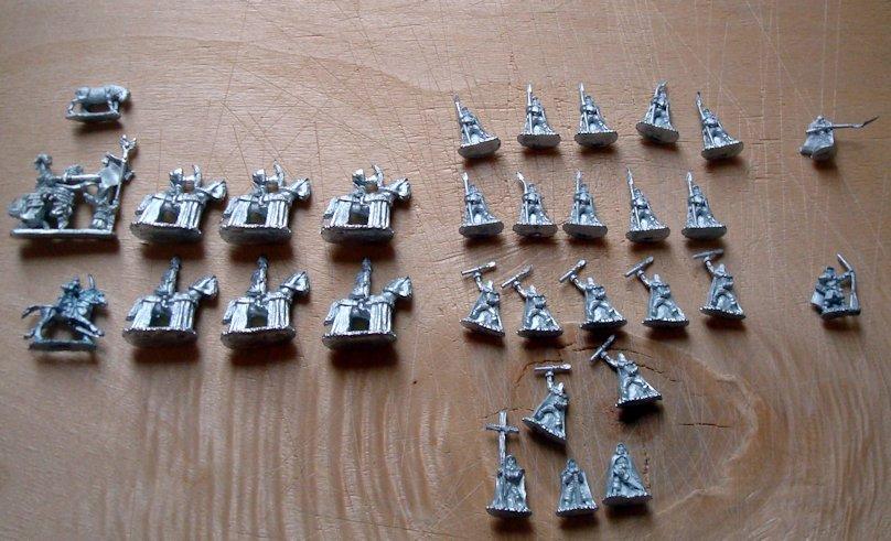 Pendraken Wood Elf Army
