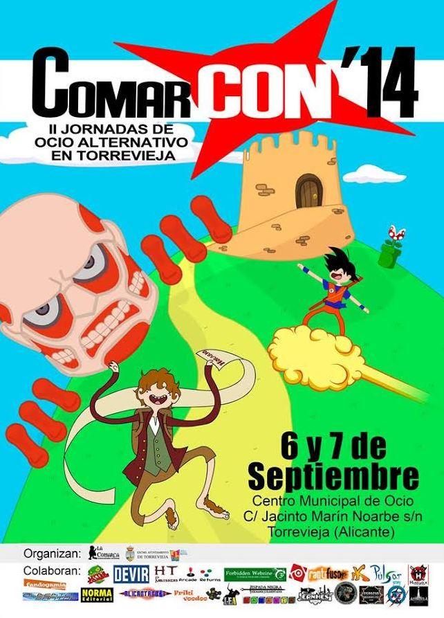 ComarCon2014