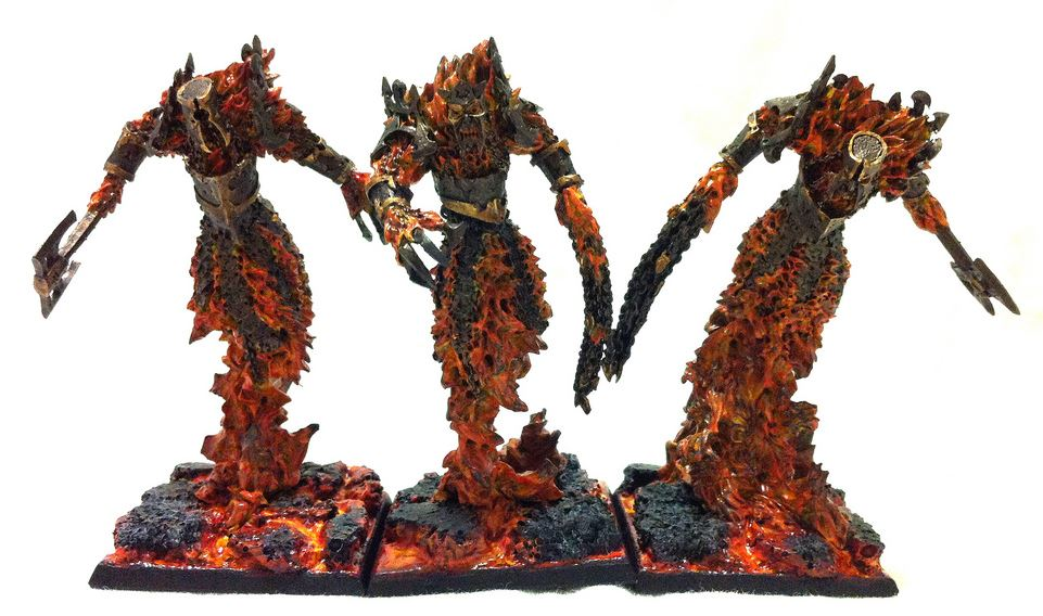 Nacidofuego K'daii (Kdaii Fireborn)