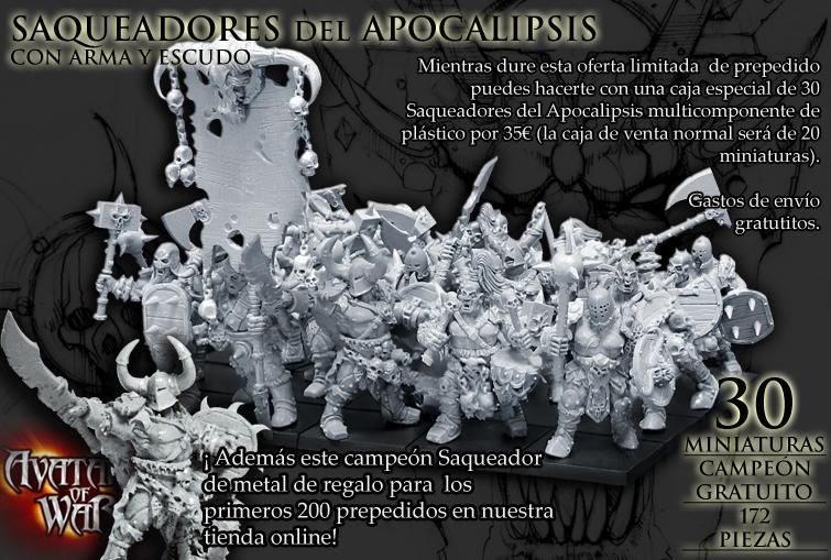 aowpl12 Saqueadores del Apocalipsis