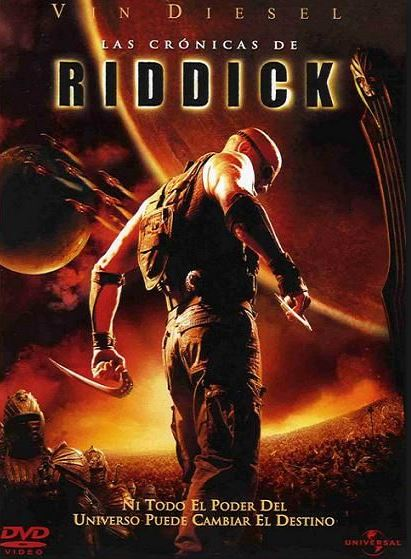 cronicas de riddick